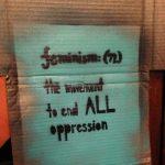 feminism noun
