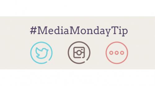 #MediaMondayTip Blog- Twitter