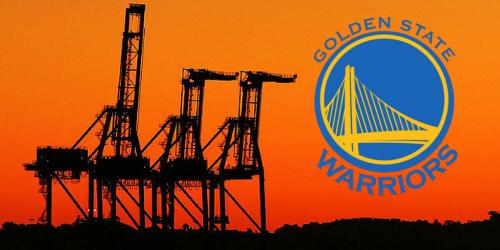 Oakland's Golden State Warriors