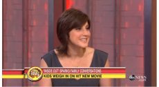 Rachel Simmons on GMA talking Inside Out