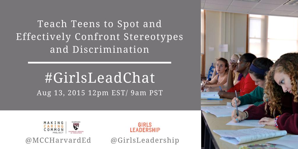 #GirlsLeadChat invite