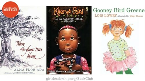 MORE GREAT BOOKS TO READ WITH YOUR GIRL