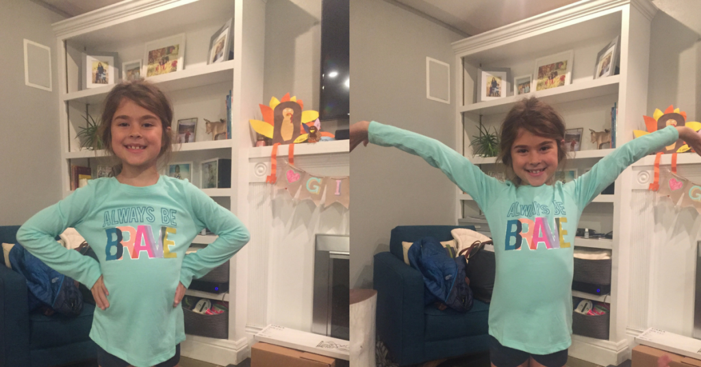 Fin's brave and superbrave poses