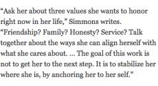 Rachel Simmons quote in Chicago Tribune