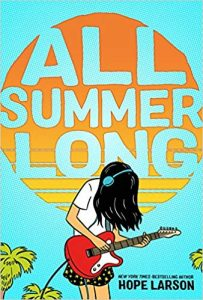 All Summer Long by Hope Larson