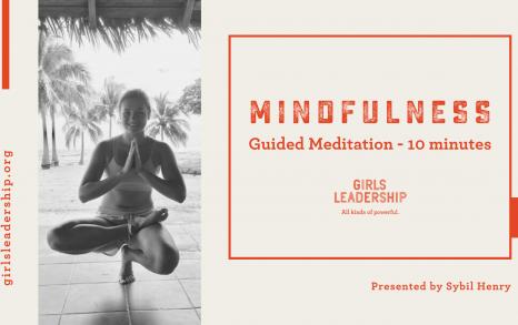 Mindfulness Meditation Image