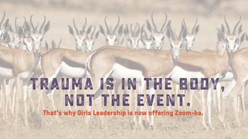 Girls Leadership Zumba Classes