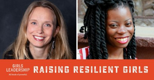 Raising Resilient Girls Simone Marean Crystyn Wright